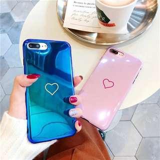 藍光手機殼 iPhone 6 to iPhone X available