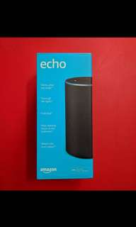 Amazon New Echo