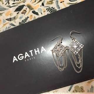 Agatha耳環(全新正貨)