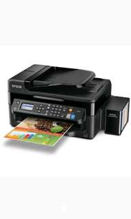 Kredit Printer Epson L565 Tanpa Kartu Kredit