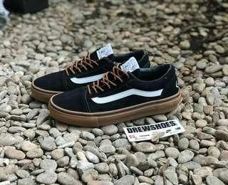 Vans Old Skool x Golf Wang Black Gum
