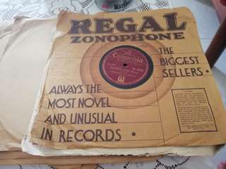 1950's old records for sale