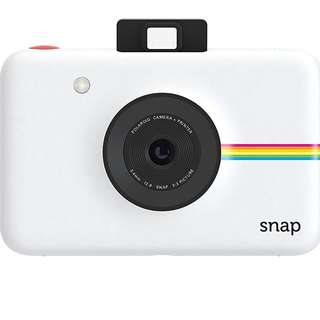Polaroid Snap Instant Print Digital Camera (White) POLSP01W