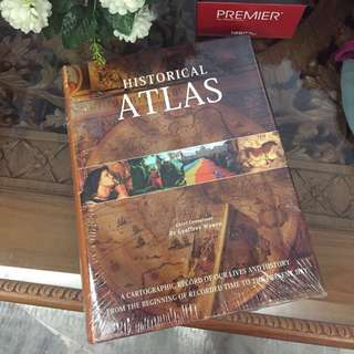 Promotion for this week-Historical Atlas