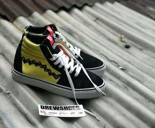 Vans SK8 Charlie Yellow/Black