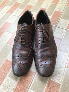 Sepatu TODS Oxford Authentic Size 8/43