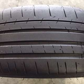 225/40/18 Michelin PSS Tyres Sale