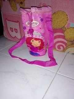 Strawberry Shortcake Bottle Carrier