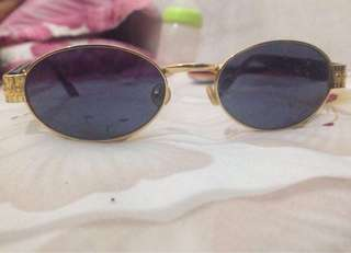 Sunglasses | Gold plated