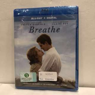BREATHE ($7 for Rent, $25 to rent)