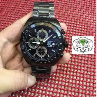 TAG HEUER WATCH - TAG HEUER MENS WATCH