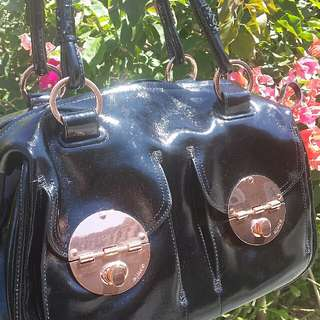 🌹🌹🌹 As New Mimco Turnlock Bag