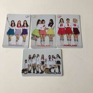 Momoland Yes!Card 30期