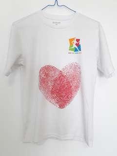 Run for hope 2014 shirt