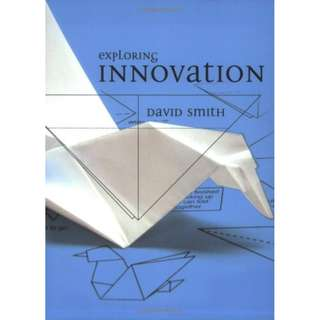 Exploring Innovation Paperback (2005) by David Smith