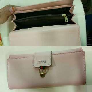 C05 dompet pink