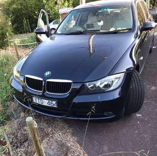 BMW 320I Including rwc