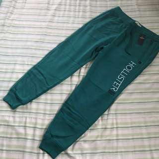 Hollister Jogger Pants - Green
