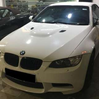 Bmw M3 Coupe 4.0L V8 Engine