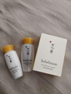Sulwhasoo kits