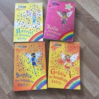PL Rainbow Magic Bundle - 4 books
