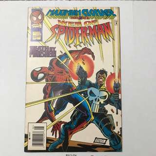 Web of Spider-Man # 127