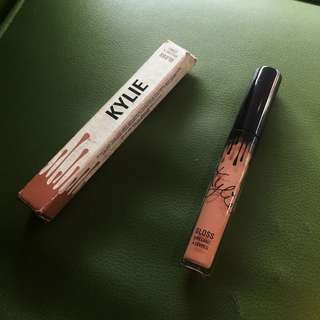 Authentic Kylie Lipgloss in Literally