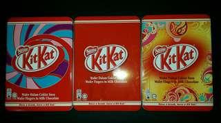 Tin Kit Kat A (1 Set)