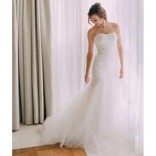 Aire Barcelona Wedding Dress - Alejandra