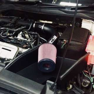 CTS Turbo Intake for VW 1.4Tsi Twin charge