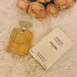 Coco Mademoiselle by Chanel Perfume with Atomizer
