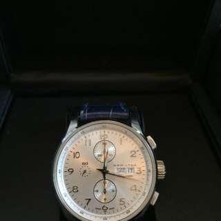 Hamilton jazzmaster chronograph