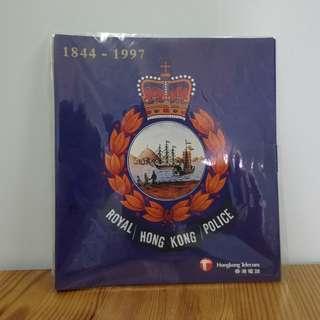香港電訊皇家香港警察紀念電話卡