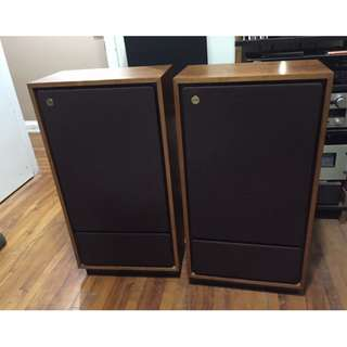 Tannoy Cheviot speakers