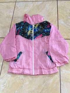 #MakinTebel Preloved Jaket Pink Hoodie