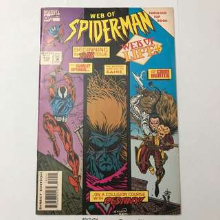 Web of Spider-Man # 120