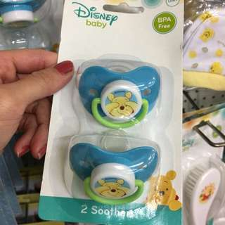 Disney Winnie the Pooh pacifier baby