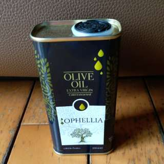 Extra virgin olive oil 250 ml 初榨橄欖油