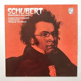 Schubert Symphony 5 & 6 Sawallisch PHILIPS 6856024