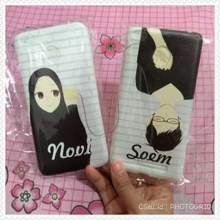 New! Softcase Couple Xiaomi Redmi 3 & Xiaomi Redmi 4