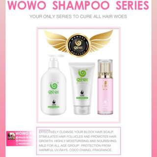 WOWO HAIRCARE SERIES