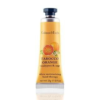 Crabtree & Evelyn Tarocco Orange Hand Cream