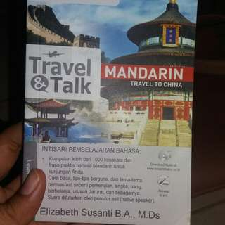 MANDARIN TRAVEL TALK