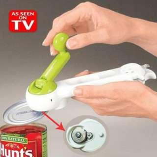 Kitchen can do Alat Pembuka kaleng pembuka botol praktis mudah HPD054