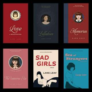 (eBooks) Lang leav collection : love and misadventure, sad girls, sea of strangers, lullabies, the universe of us, memories