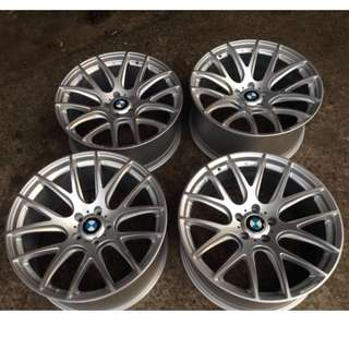 SPORT RIM 18inch BMW WHEELS