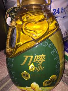 Cooking oil 5 litres