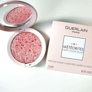(WEEKENDSALE) Guerlain meteorites happy blush