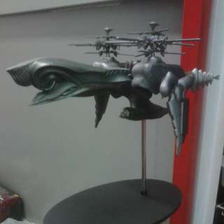Kotobukiya Artfx Final Fantasy VII Advent Children Aircraft Replica The Sierra