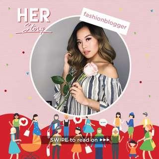 HER Story, Alexandra